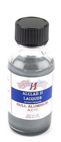 ALC-117 DULL ALUMINIUM (1 oz.)