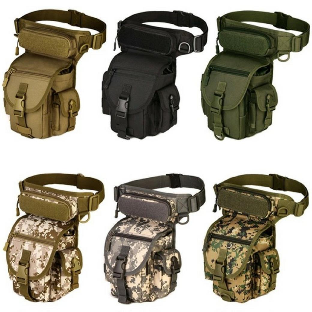 กระเป๋าคาดเอว รัดขา (Waist bags) สำหรับท่านที่ชอบเดินป่า ขับมอไชค์บิ๊กไบค์ เป็นที่นิยมของ ทหาร ตำรวจ นักสำรวจป่า