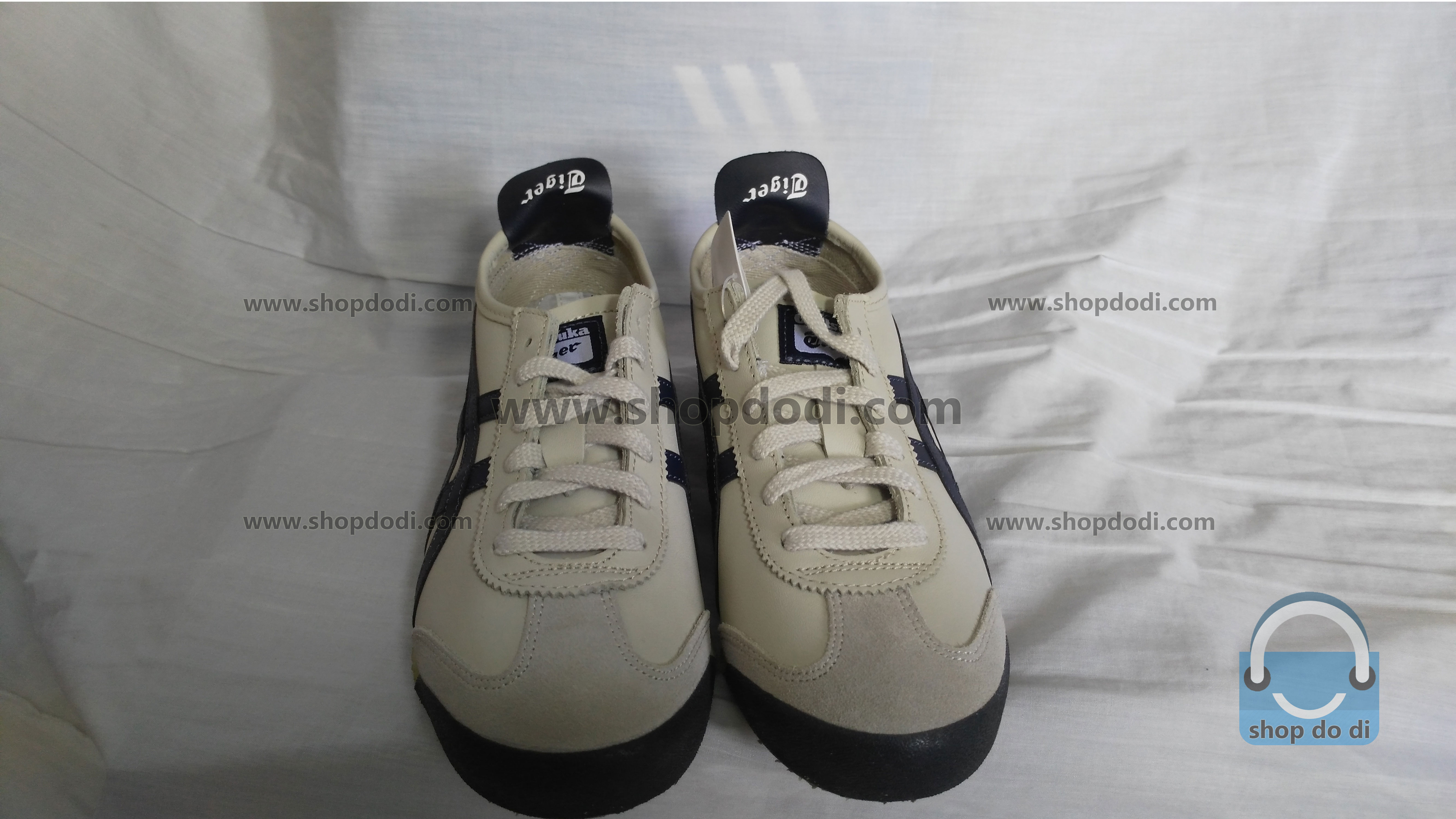 Onitsuka Tiger Mexico 66 Birch india ink DL408 1659 (Size 38 UK,5.5 US, 24.0 CM)