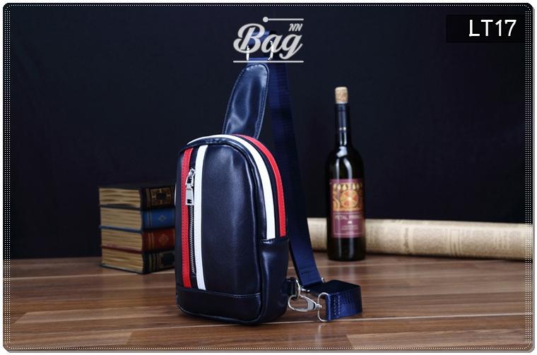 กระเป๋าสะพายไหล่ หนัง PU | LT17