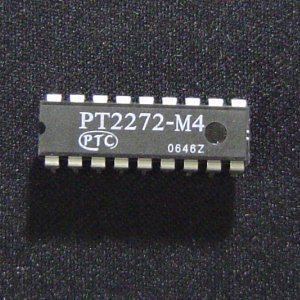 IC PT2272-M4