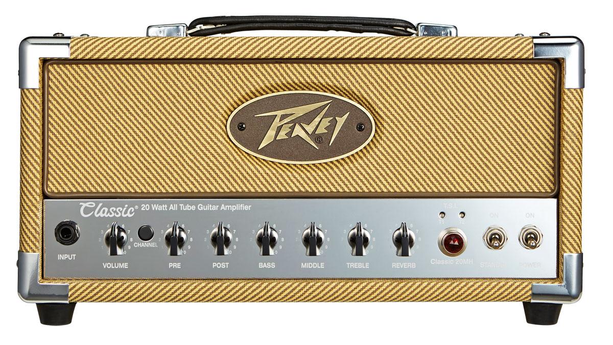 Peavey Classic 20 MH Micro 20W Tube Guitar Amp Head