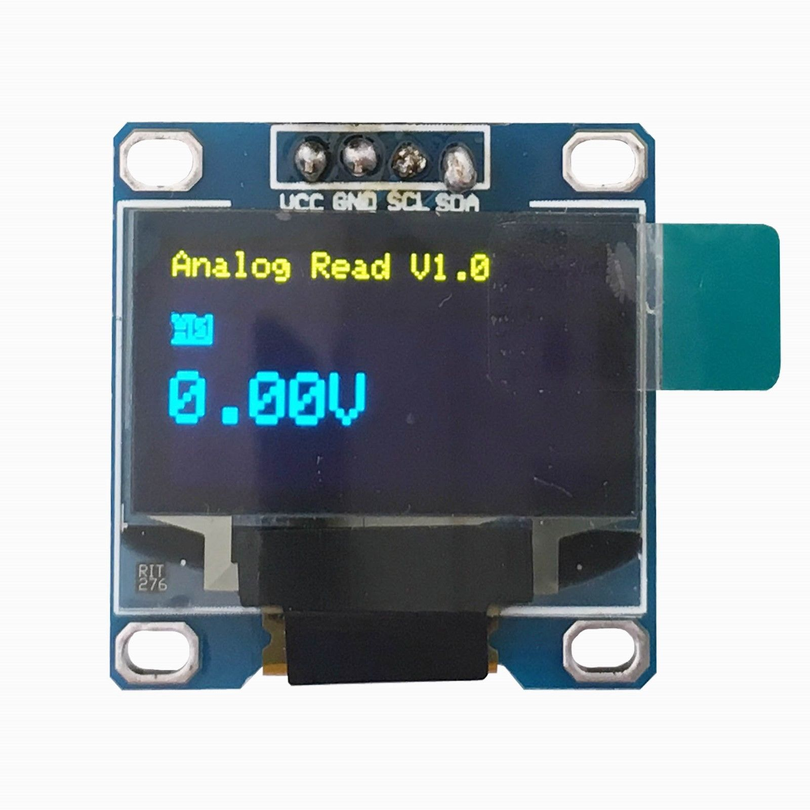 "OLED LCD LED Display Module 0.96"" 128X64 For Arduino"