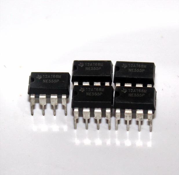 ไอซีเบอร์ 555 IC 555 แพ็ค 5 ชิ้น