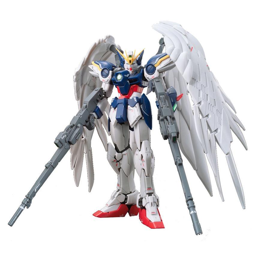 Bandai RG Wing Gundam Zero EW 1/144