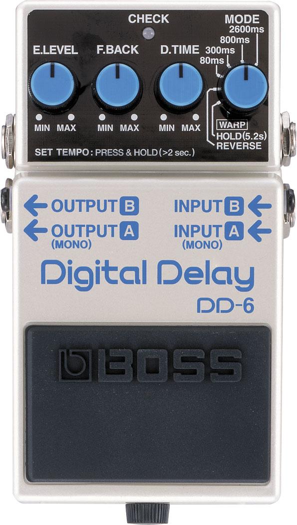 Boss DD-6 Digital Delay
