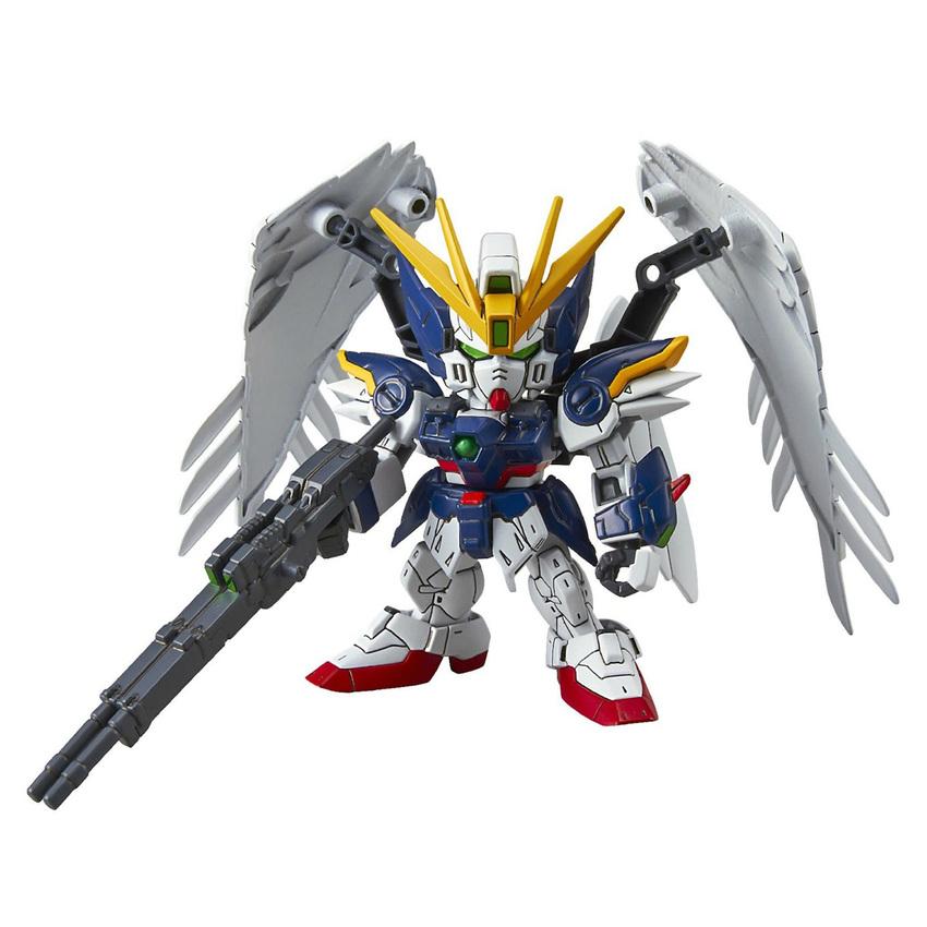 Bandai SD BB Wing Gundam Zero EW Ex-Standard