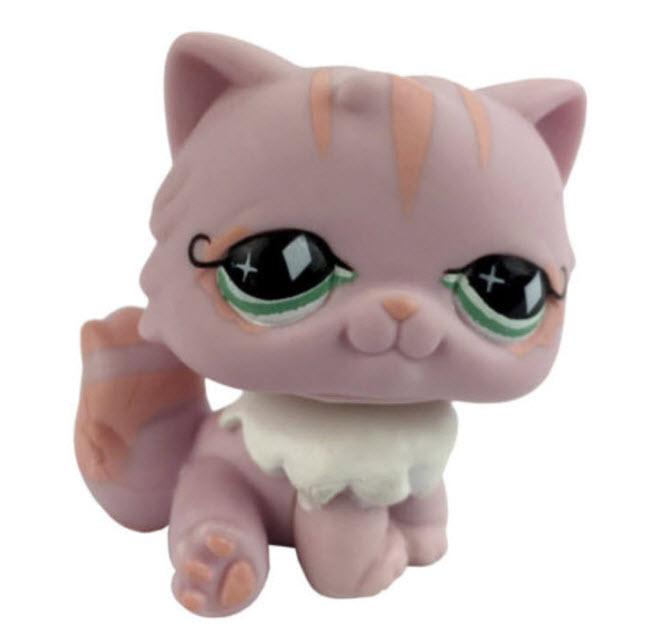 แมวเปอเซีย สีชมพู #460
