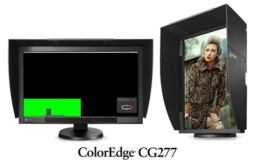 จอมอนิเตอร์ ColorEdge CG277