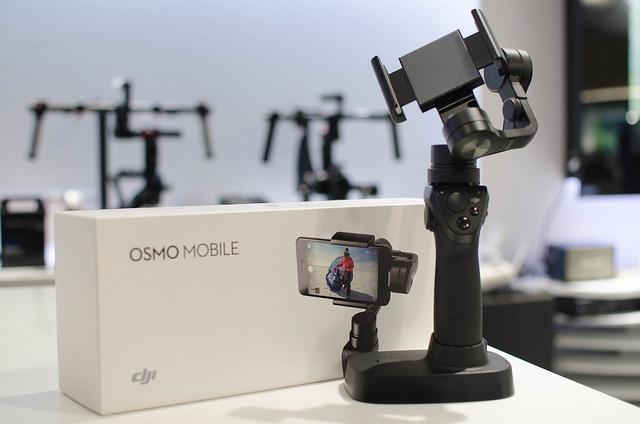 Osmo Mobile ขาตั้งกล้องกันสั่น DJI