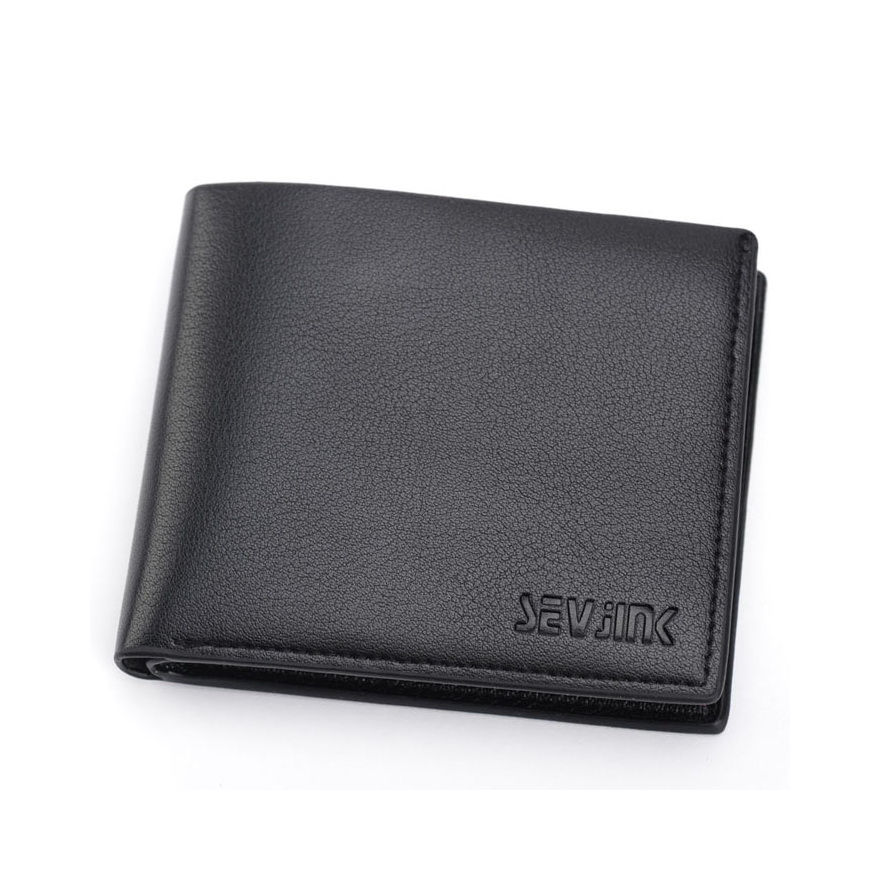 W010 Leather Wallet For Men