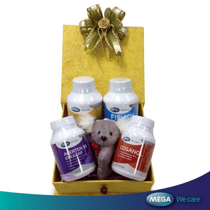 MEGA We Care Lipid Control and Heart Protection Set 4 ขวด เพื่อดูแลระดับไขมันในเลือดพร้อมบำรุงสมองและเสริมสร้างประสิทธิภาพการทำงานของหัวใจ สำเนา