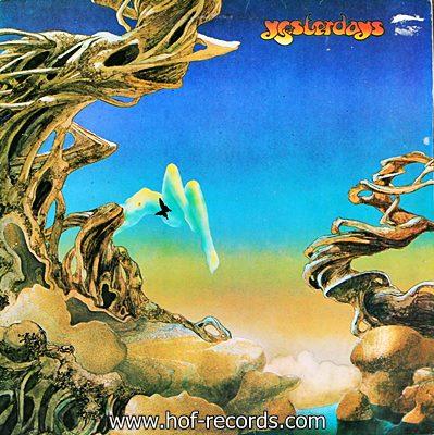 Yes - Yesterdays 1974 1lp