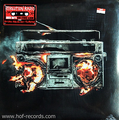 Green Day's - Revolution Radio 1Lp N.