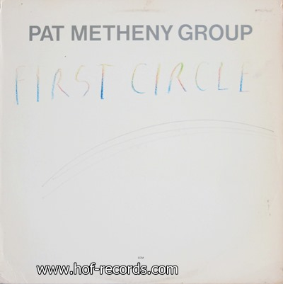 Pat Metheny Group - First Circle 1984