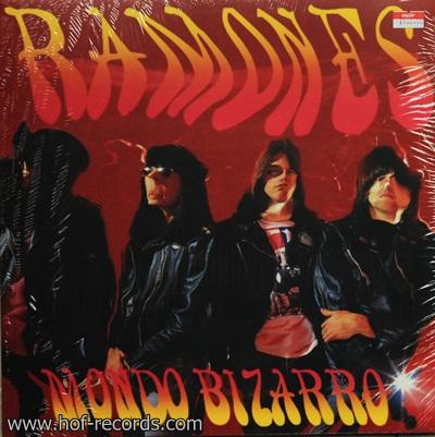 Ramones - Mondo Bizarro 1Lp N.