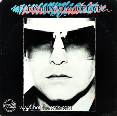 Elton John - Victim Of Love 1979 1lp