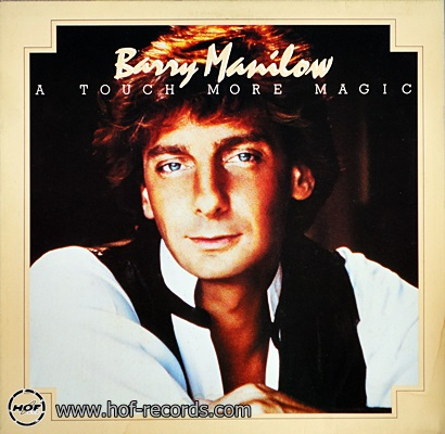 Barry Manilow - A Touch More Magic 1983 1lp
