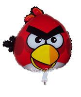 Angry Bird Shape Balloon - ลายการ์ตูนแองกรี้เบริ์ด / Item No. TL-A006