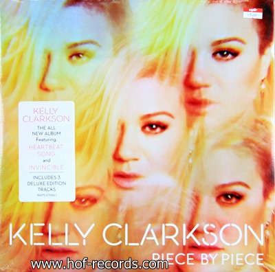 Kelly Clarson - Piece By Piece 2lp N.