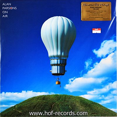 Alan Parsons - On Air 1lp NEW
