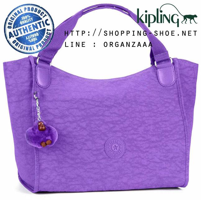 Kipling Sarande N - Vivid Purple (Belgium)