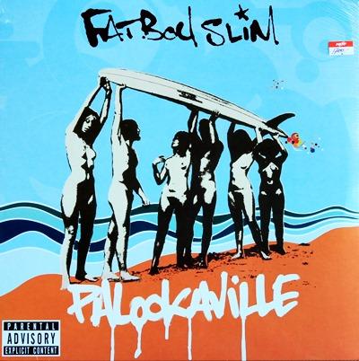 Fat Boy Slim - Palook Aville 1Lp N.