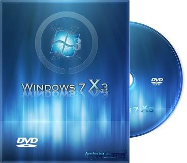 Windows 7 X3 Sp1 New Edition 2012 X86 Full Activated สวยงามมากๆ