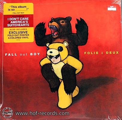 Fall Out Boy - Folie a Deux 1lp NEW