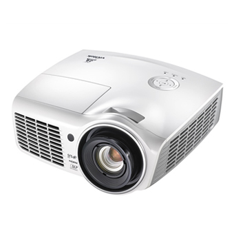 H1180HD ความสว่างสูง: 2000 ANSI Lumens ความละเอียด: 1080p (1920x1080) อัตราความคมชัด: 10,000:1 อายุหลอดภาพนานถึง: 5,000 Hours (Eco Mode) อัตราการขยายภาพ: 1.5X สนใจโทรเลย 0955397446 คุณกิ่ง
