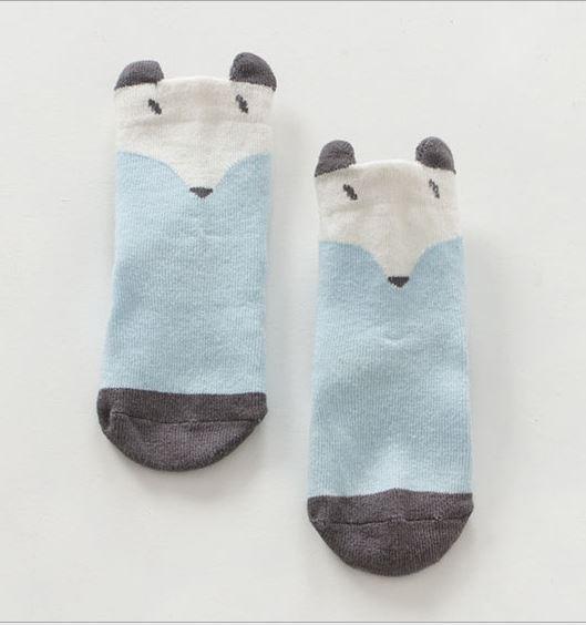 ถุงเท้ากันลื่นไซส์ 10-12,12-14 ซม. MSH29