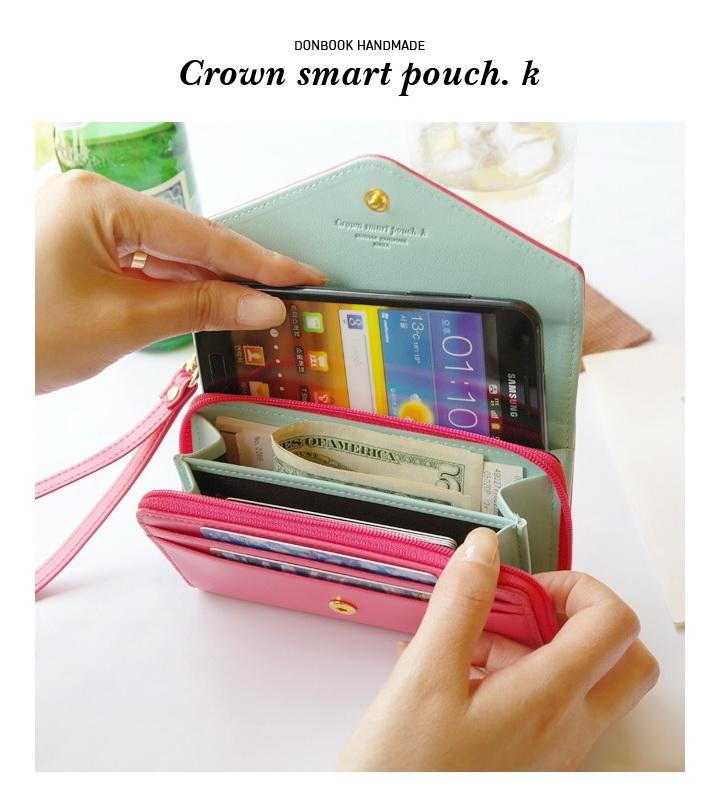 P006 Crown Smart Pouch K