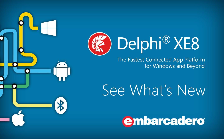 Delphi XE8 Lite