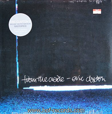Eric Clapton - From The Cradle 2lp