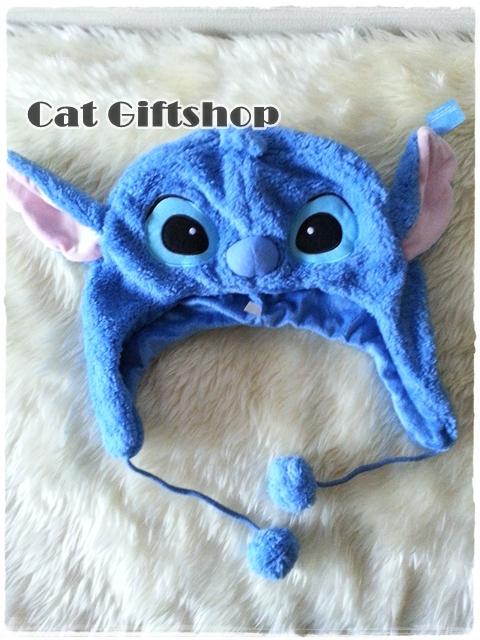 พร้อมส่ง :: หมวก Stitch