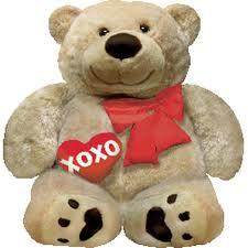 ลูกโป่งฟลอย์นำเข้า Cuddly Bear Love / Item No. AG-23215 แบรนด์ Anagram ของแท้
