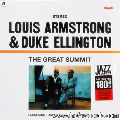 Louis Armstrong & Duke Ellington - The Great Summit 1Lp N.