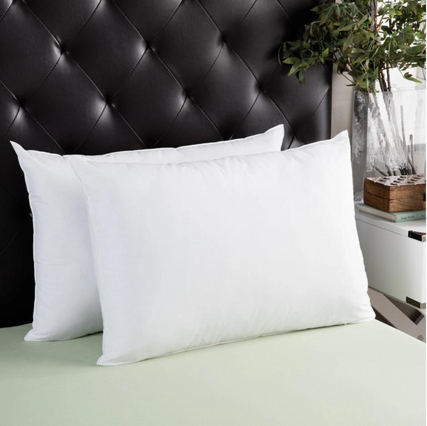 หมอนขนเป็ดเทียม หมอนโรงแรม หนานุ่ม หลับสบาย Luxury Hotel Collection Pillows 1700 กรัม เพื่อรองรับความต้องการลูกค้า ที่ชอบนอนระดับปานกลาง