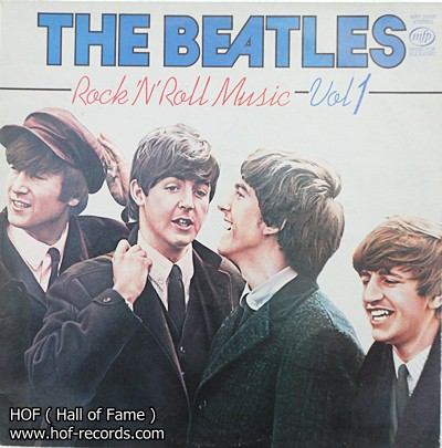 The Beatles - Rock'n'Roll Music Volume 1 _1 LP