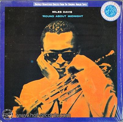 Miles Davis - Round About Midnight 1lp