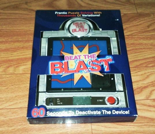 เกมปริศนาระเบิด 60 วินาที BEAT THE BLAST (สินค้ามาใหม่ล่าสุด)