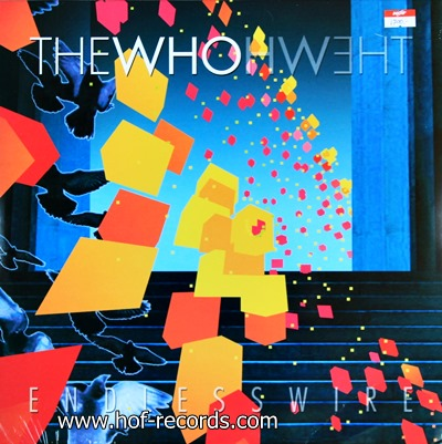The Who - Endlesswire 2lp N.