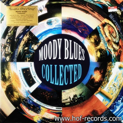 Moody Blues - Collected 2Lp N.
