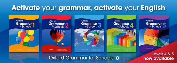 Oxford Grammar for Schools LV 1-5 with CDs