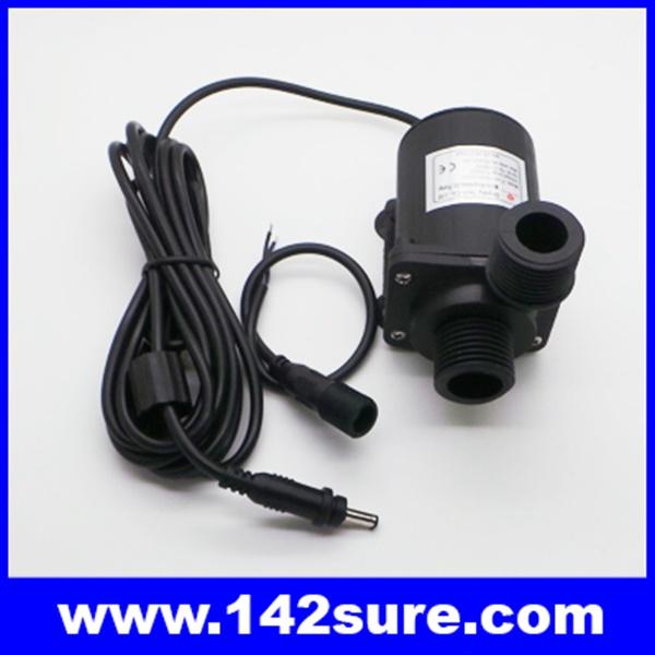 SOP033 ปั้มน้ำ โซล่าปั้ม พลังงานแสงอาทิตย์ โซล่าปั้มดีซี 24V Micro Brushless DC Solar water pump