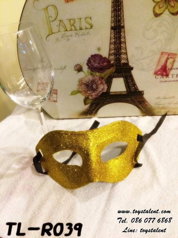 หน้ากากแฟนซี Fancy Party Mask /Item No. TL-R039
