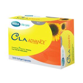 Mega We Care CLA Advance 1000 mg 30 Caps