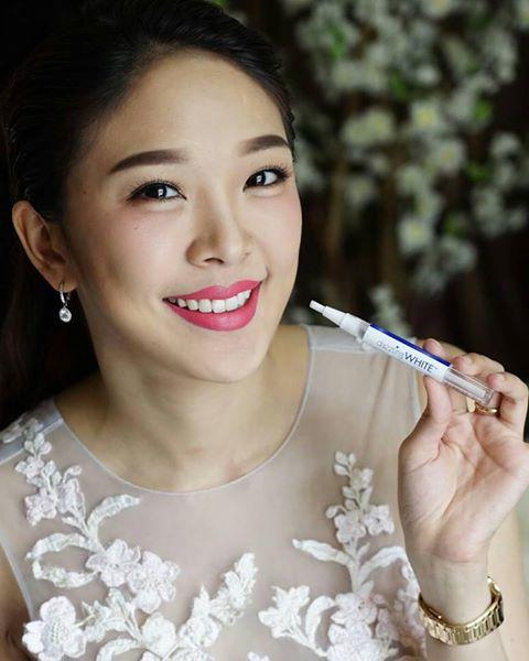เจลปากกาฟอกสีฟัน Dazzling white Pen