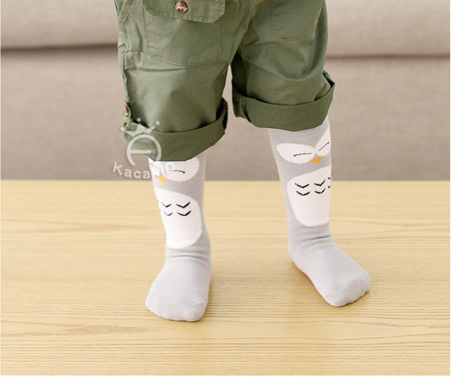 ถุงเท้าเด็กกันลื่น ไซส์ 10-12,12-14 ซม. MSH63