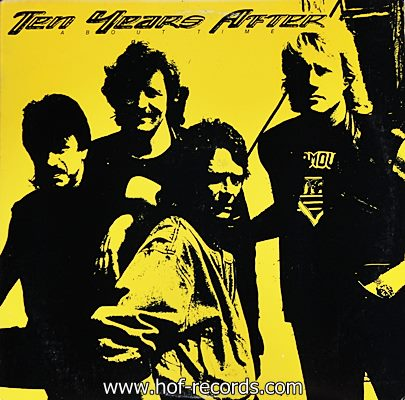 Ten Years After - About Time 1989